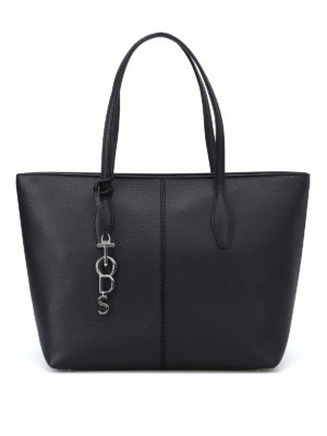 Tod'S: totes bags - Leather medium shopping bag