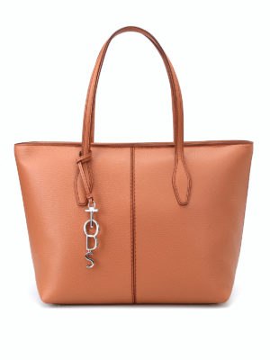 Tod'S: totes bags - Light brown medium tote