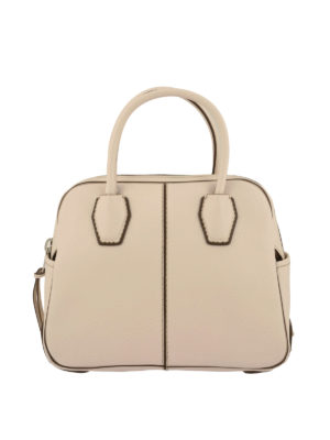 Tod'S: totes bags - Miki leather tote