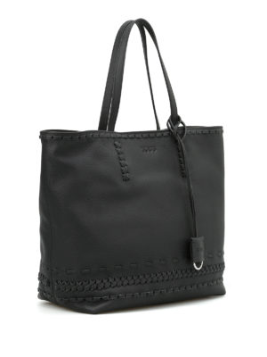 Tod'S: totes bags online - Gipsy woven detailed tote