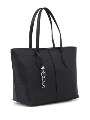 Tod'S: totes bags online - Leather medium shopping bag