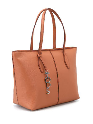 Tod'S: totes bags online - Light brown medium tote