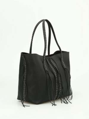Tod'S: totes bags online - Medium Joy leather shopping bag