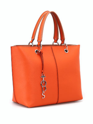 Tod'S: totes bags online - Medium shopping bag with rings