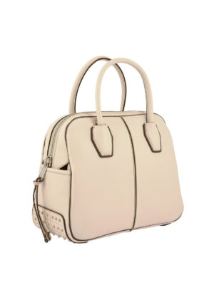 Tod'S: totes bags online - Miki leather tote