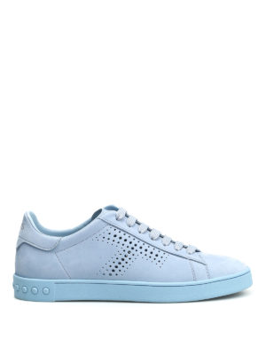 Tod'S: trainers - 12A leather sneakers