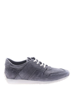 Tod'S: trainers - 70A unstructured leather sneakers