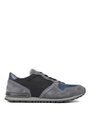 Tod'S: trainers - Active multi fabric running shoes