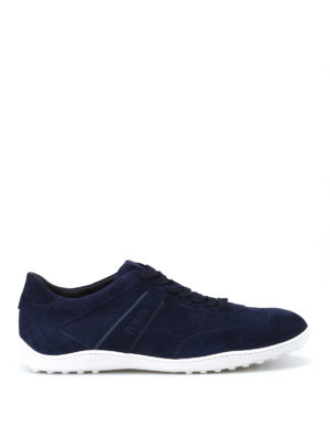 Tod'S: trainers - Active suede sneakers