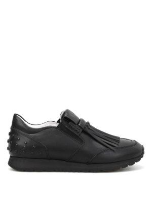 Tod'S: trainers - Frangia Nodi sneakers