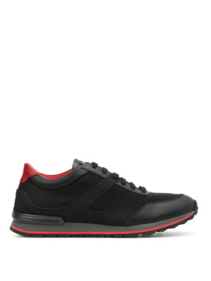Tod'S: trainers - High-tech fabric sneakers