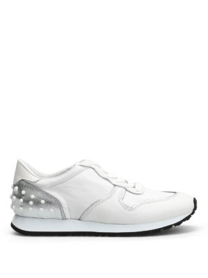 Tod'S: trainers - Multi-fabric sneakers