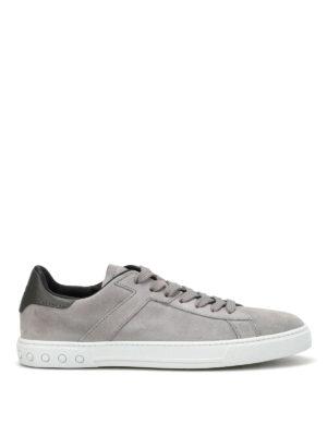 Tod'S: trainers - Nuovo Allacciata sneakers