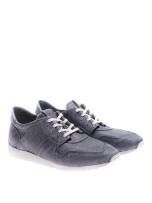 Tod'S: trainers online - 70A unstructured leather sneakers