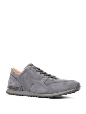 Tod'S: trainers online - Active suede running shoes