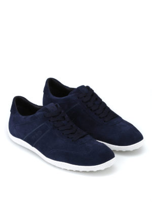 Tod'S: trainers online - Active suede sneakers
