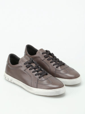 Tod'S: trainers online - Allactive used effect sneakers
