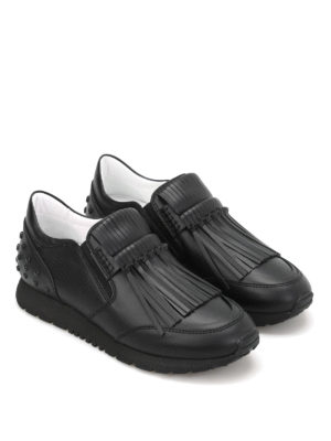 Tod'S: trainers online - Frangia Nodi sneakers