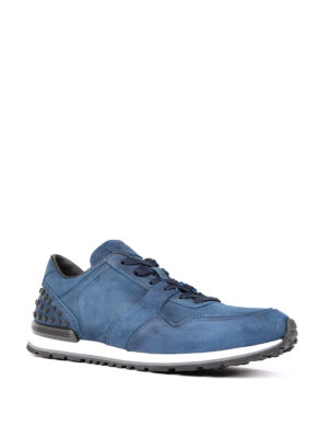 Tod'S: trainers online - Gommino leather sneakers