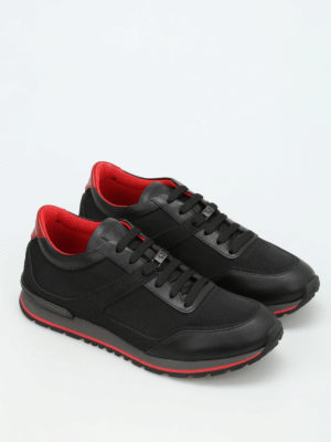 Tod'S: trainers online - High-tech fabric sneakers