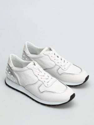Tod'S: trainers online - Multi-fabric sneakers