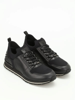 Tod'S: trainers online - Multifabric running sneakers