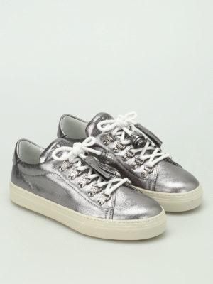 Tod'S: trainers online - Sportivo XK metallic sneakers