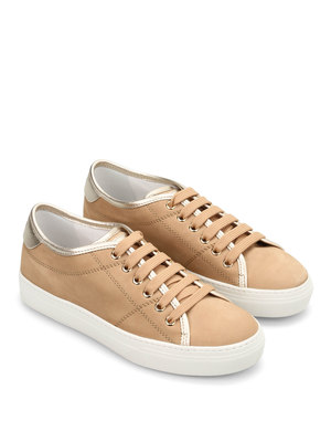 Tod'S: trainers - Sportivo leather sneakers