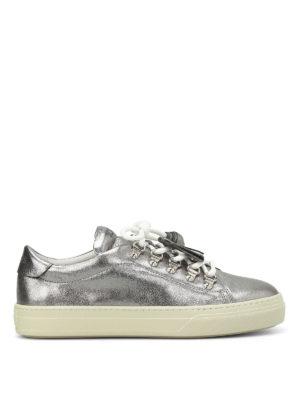 Tod'S: trainers - Sportivo XK metallic sneakers