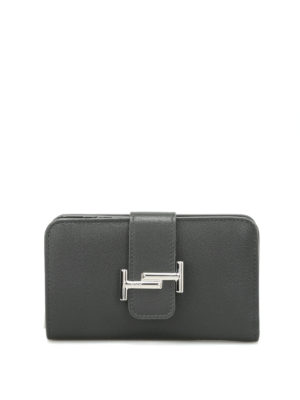 Tod'S: wallets & purses - Double T wallet