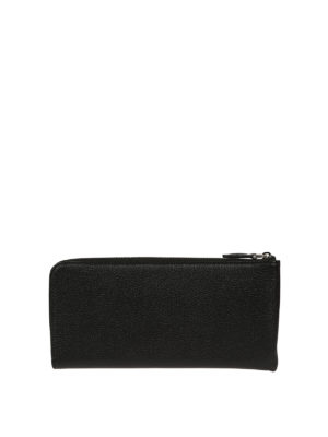 Tod'S: wallets & purses online - Double T leather document holder