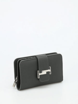 Tod'S: wallets & purses online - Double T wallet