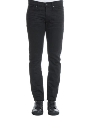 Tom Ford: straight leg jeans online - Denim slim fit jeans