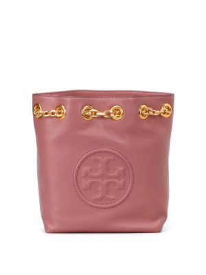 Tory Burch: backpacks - Key Item Mini nappa backpack