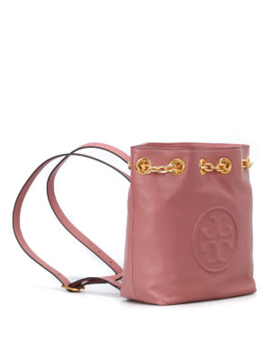 Tory Burch: backpacks online - Key Item Mini nappa backpack