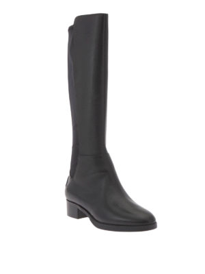 Tory Burch: boots online - Neoprene and leather Caitlin boots