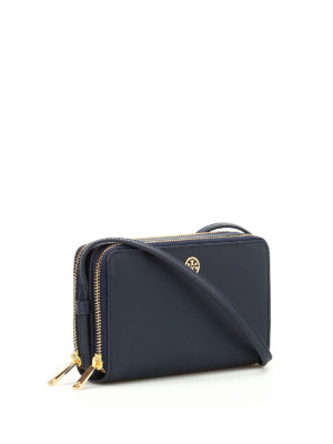 Tory Burch: clutches online - Parker double-zip mini bag
