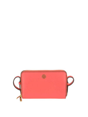 Tory Burch: clutches - Parker double-zip mini bag
