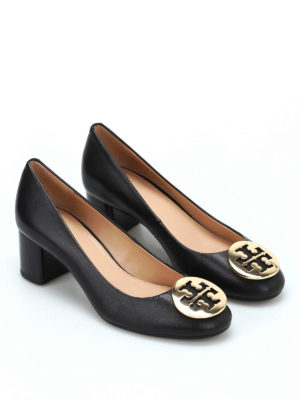Tory Burch: court shoes online - Classic smooth leather pumps
