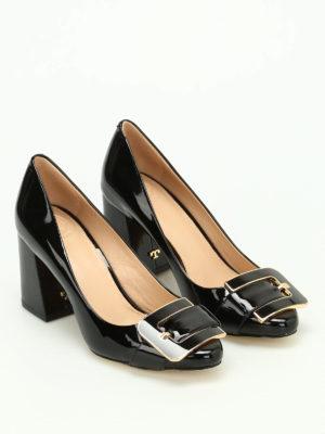 Tory Burch: court shoes online - Maria patent pumps