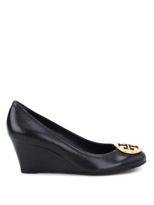 Tory Burch: court shoes - Sally wedge pumps