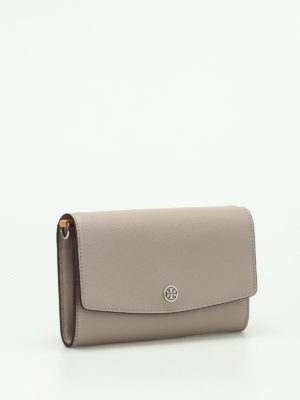 Tory Burch: cross body bags online - Parker leather cross body bag