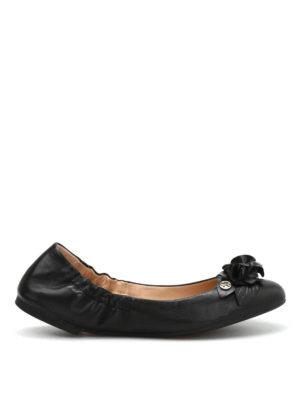 Tory Burch: flat shoes - Blossom Ballet flats