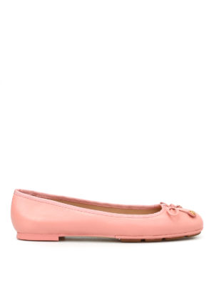 Tory Burch: flat shoes - Laila driver ballet flat