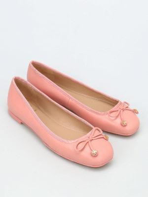 Tory Burch: flat shoes online - Laila driver ballet flat