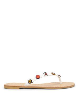 Tory Burch: flip flops - Marguerite Terra flip flop