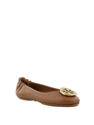 TORY BURCH: ballerine online - Ballerine Minnie Travel