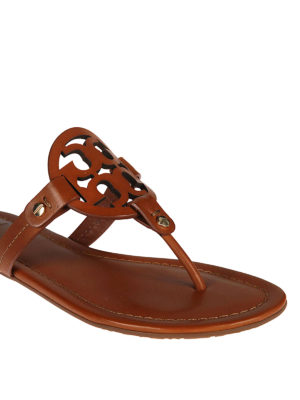 Tory Burch: sandals online - Miller thong sandals