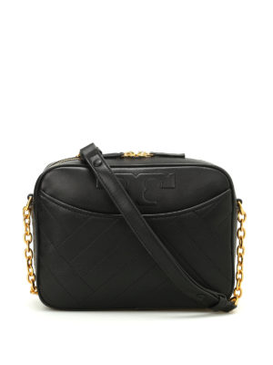 Tory Burch: shoulder bags - Alexa quilted leather bag