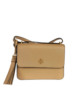 Tory Burch: shoulder bags - Brooke chain detailed bag